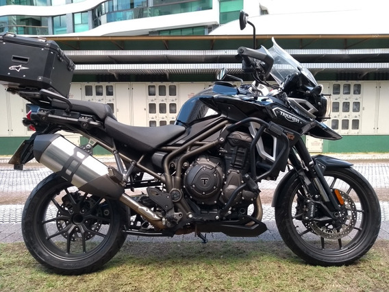 Triumph Tiger Explorer Xr