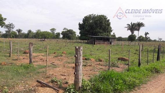 Fazenda À Venda, 510000 M² Por R$ 850.000 - Centro - Nossa Senhora Do Livramento/mt - Fa0146