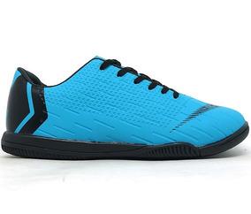 Chuteira Futsal Azul Modric