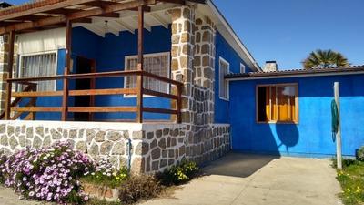 Vendo Casa En El Centro Del Quisco