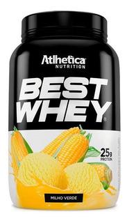Best Whey (900g) Atlhetica Nutrition-milho Verde