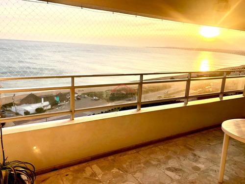 Primera Linea Playa Mansa * Venta * Alquiler Temporario *- Ref: 4989