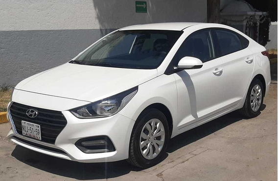 Hyundai Accent 4p Gl L4/1.6 Aut