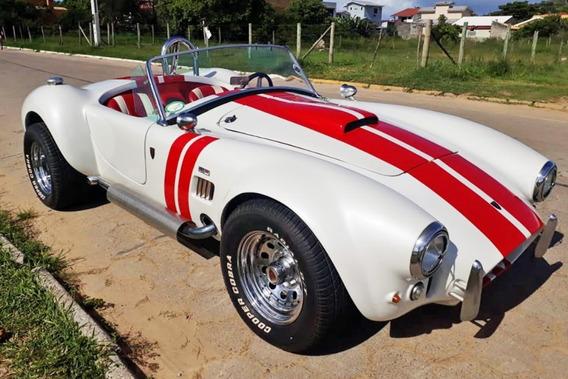 Shelby Cobra V8 - 2012 - Motor V8