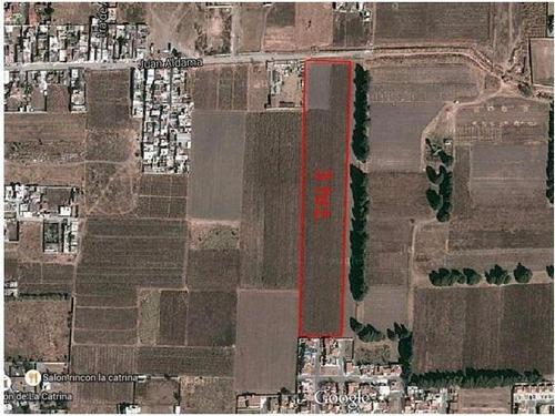 Imagen 1 de 6 de Terreno Habitacional En El Centro De Metepec