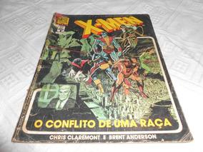 Hq Graphic Novel 1: X-men Conflito De Uma Raça. Clássico.