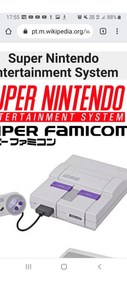 Video Game Super Nintendo Snes