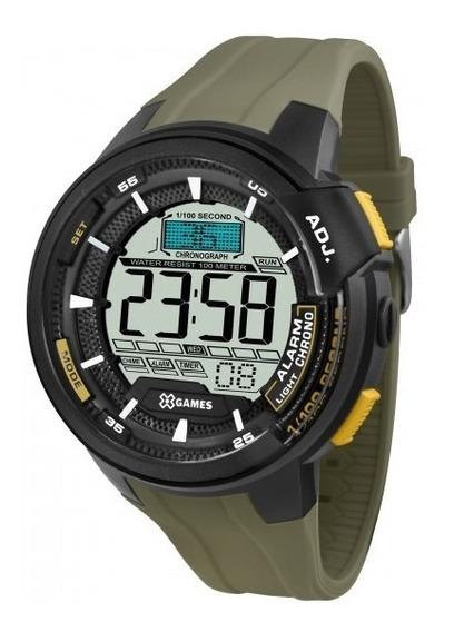 Relógio Xgames Xmppd470 Bxex Masculino Preto - Refinado