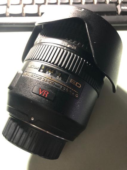 Lente Nikon 24 120 F.35