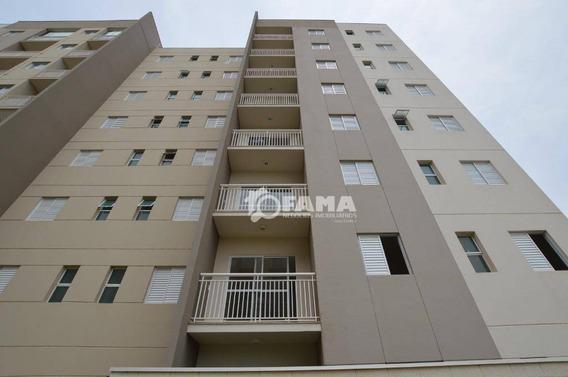 Apartamento Com 3 Dormitórios À Venda, 70 M² Por R$ 420.000,00 - Residencial Premiere Morumbi - Paulínia/sp - Ap0183