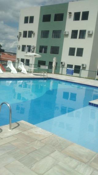 Apartamento No Residencial Canto Do Sol - Muchila - 541