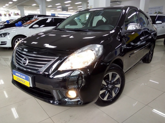Nissan Versa 1.6 16v Flex Sl 4p Manual 2014/2014