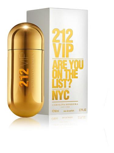 212 Vip Edp 80ml Silk Perfumes Original Ofertas