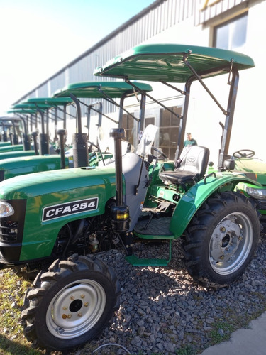 Imagen 1 de 10 de Tractores Agrícolas Tipo Fiat Marca Chery 50 Hp