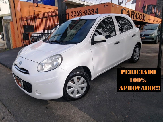 Nissan March 1.0 Flex Completo