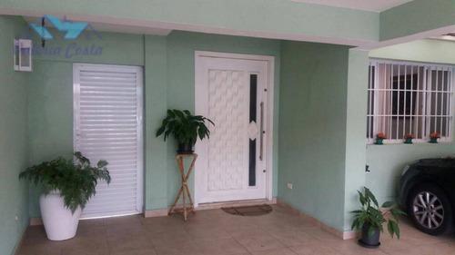 Imagem 1 de 30 de Casa À Venda, 200 M² Por R$ 1.200.000,00 - Brooklin - São Paulo/sp - Ca0050