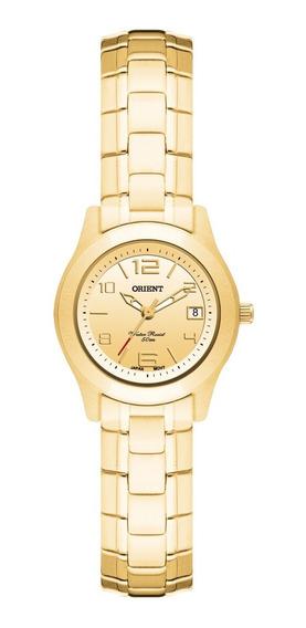 Relógio Orient Feminino Fgss1025 C2kx Dourado Pequeno