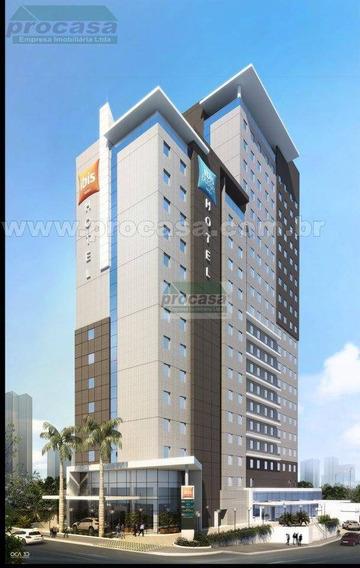 Flat Com 1 Dormitório À Venda, 20 M² Por R$ 180.000,00 - Chapada - Manaus/am - Fl0032