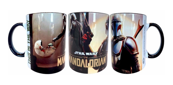 Taza Mandalorian Star Wars