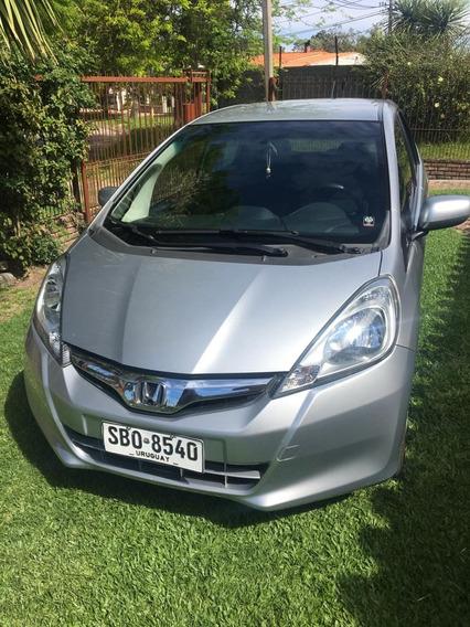 Honda Fit 1.4 Lx-l Mt 100cv 2012