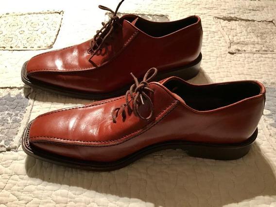 Zapatos N 42 Cuero Vacuno
