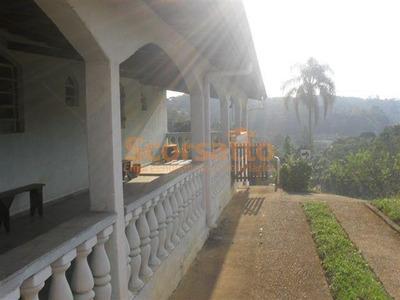 Chácara Com 5 Dormitórios À Venda, 4000 M² Por R$ 300.000 - Chácara Fischer - Itapecerica Da Serra/sp - Ch0039