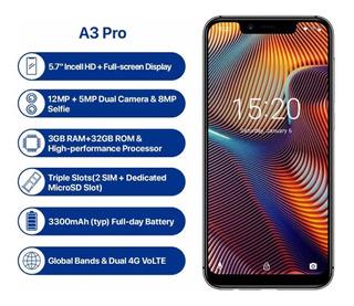 Umidigi A3 Pro Modelo X Excelente Smartphone Fantasía Umi
