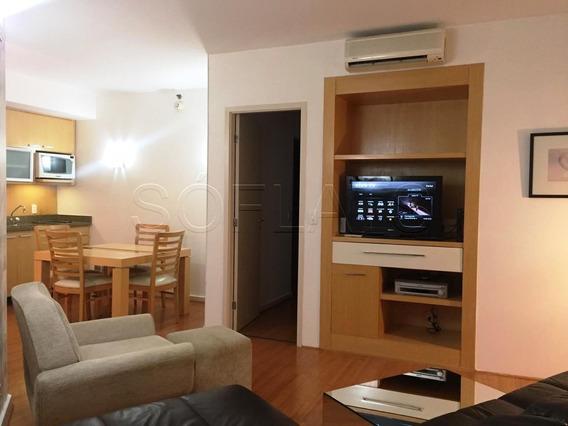 Brascan Suites C/ 2 Dormitórios (11) 3059-0846