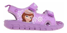Sandalias Disney Princesita Sofia Addnice Luz Mundo Manias