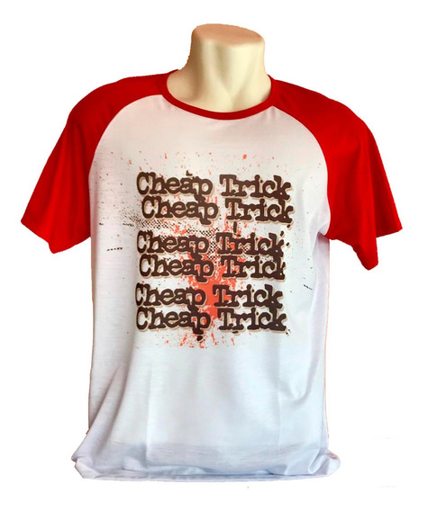 Camiseta Cheap Trick