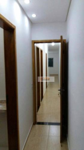 Casa Residencial À Venda, Vila Pires, Santo André - Ca0647. - Ca0647
