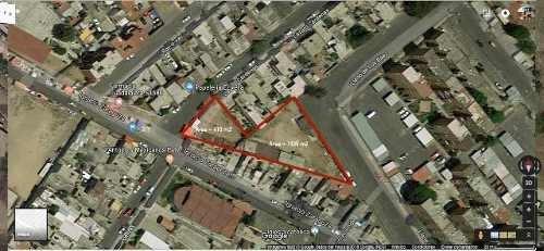 Terreno En Venta En Ecatepec De Morelos ( 457250 )