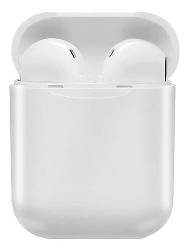 Fone de ouvido In-ear sem fio i11 TWS branco