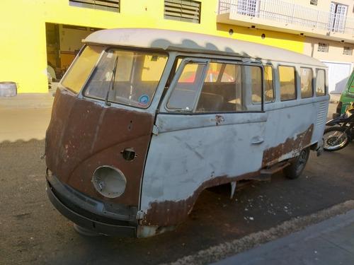 Volkswagen Kombi Corujinha 66
