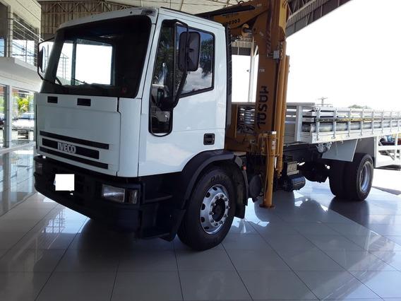 Caminhão Munck Madal De 12 Iveco Eurocargo 170 2011/2011