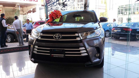 Toyota Highlander Xle At Demo
