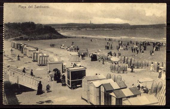 Numismza : Postal Playa El Sardinero Antigua ( S 369) Oferta