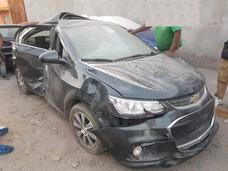 Chevrolet Sonic Partes Piezas Deshueso Colision Refacciones