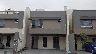 Casa Sola En Renta En Privalia Concordia, Apodaca, Nuevo León