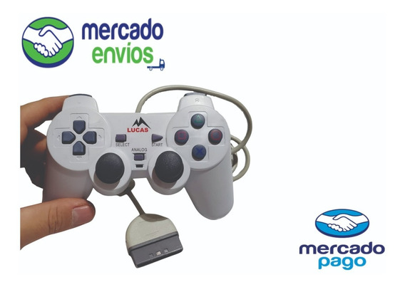 Controle Ps1 Ps One Dualshock 1 Playstation Top Qualidade