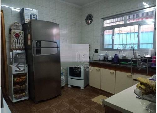 Casa Com 2 Dormitórios À Venda, 180 M² Por R$ 450.000,00 - Jardim Ana Maria - Santo André/sp - Ca3038