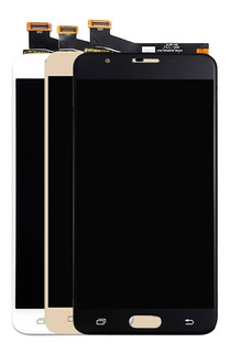 Tela Vidro Touch Display Lcd Modulo Frontal Galaxy J7 Prime G610 G610m Sm-g610m/ds Com Ajuste De Brilho