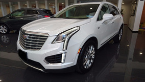 Nueva Cadillac Xt5 Platinum 2017.