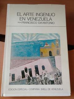 Lbro 1974 Da Antonio Arte Ingenuo En Venezuela (15d)
