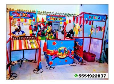 Puestos De Feria,shows Infantiles,magos.payasos.