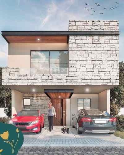 Casa En Venta 3 Recamaras Modelo Milo Altaria Residencial