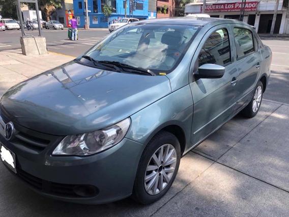 Volkswagen Gol 1.6 Trendline 5vel Aa B A Abs Mt 2011