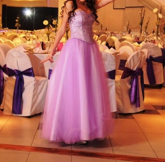 Vestido De 15 Años- 3 Piezas - Impecable!!