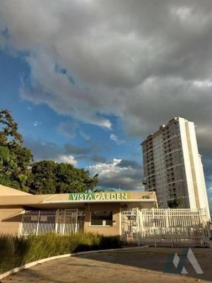 Apartamento Com 2 Dormitórios À Venda, 54 M² Por R$ 240.000 - Jardim São Carlos - Sorocaba/sp - Ap1913
