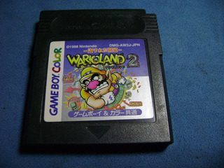 Warioland 2 Gameboy Color Version Japonesa